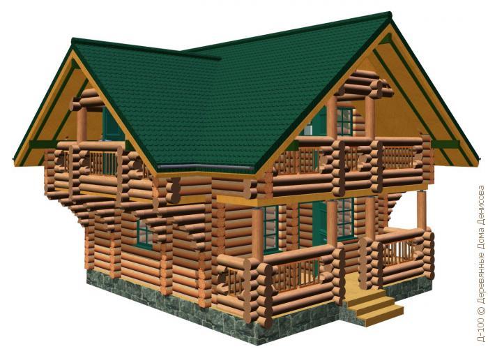 Кирпичные и газобетонные дома