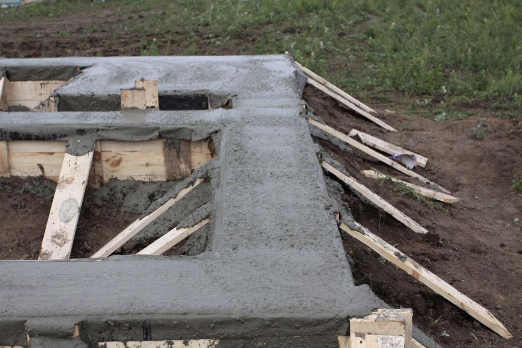 Как сделать желоб для бетона своими 17