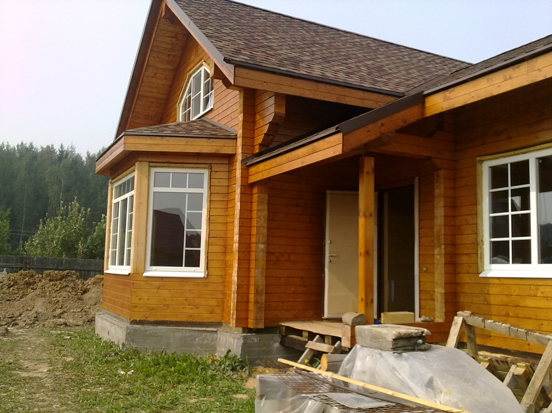 Дом в горах - Идеи Вашего Дома